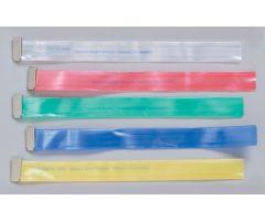 PDC Ident-A-Band 4-Line Bracelets Insert Card Style 05-6814