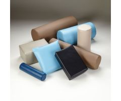 "Metron Positioning Bolster - Multiset Bolster 3"" x 12, Bolster 6"" x 12"", Rectangle 8"" x 12"" x 3"" Black"