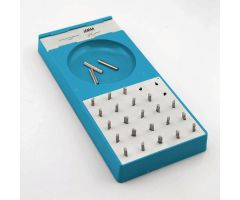 Jamar Grooved Pegboard - Replacement Pegs - 30 pegs