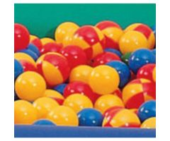 "Assorted Pool Balls - Pack of 1000 - 3"" Balls"