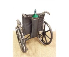 Adjustable Oxygen Tank Holder