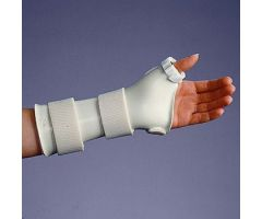 Forearm-Based Thumb Spica, Right - Large