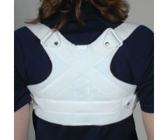 Front Closure Clavicle Support - XXL