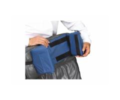 Adjustable Headrest with Gel Pads