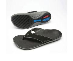 Spenco Men's Yumi Sandals - Black, M7