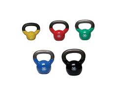 CanDo Kettle Bell - 10 lbs., Green
