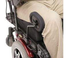 Flip Down Knee Adductor - Small, Standard Wheelchairs