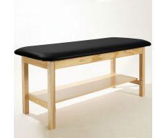 Metron Value H-Brace Treatment Table - Dove Gray