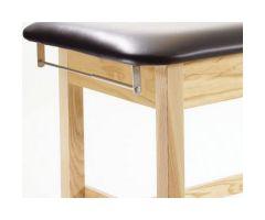 Metron Open Shelf Paper Holder/Cutter, Dove Gray