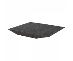 "Sammons Preston Solid Seat Insert - 16"" x 16"""