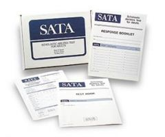 SATA (SCHOLASTIC ABILITIES TEST F/ADULTS