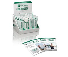 BioFreeze Countertop Display