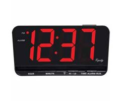 "3"" LED Alarm Clock"