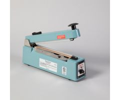 Heat Sealer, 8 Inch Width Seal with Cutter, 110V