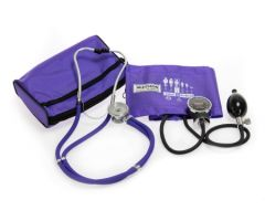 Aneroid Sphygmomanometer Combo Kit Pocket Style Hand Held 1029677BX
