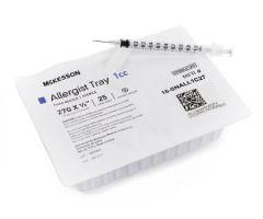 Allergy Tray McKesson CS/1000 1031814CS