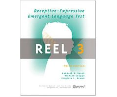 Receptive-Expressive Emergent Language Test   Third Edition (REEL-3)