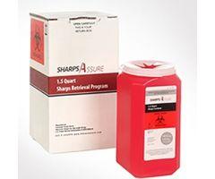 Mailback Sharps EA/1 1088204EA