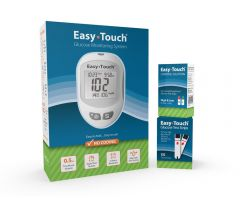 MHC Easy Touch Glucose Monitoring System