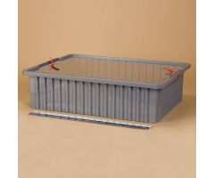 Divider Box with Security Seal Holes 1131  - Blue