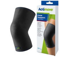 Knee Support Actimove Sports Edition 2X-Large Pull-On 22 to 24 Inch Thigh Circumference Left or Right Knee