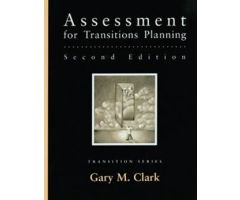 Assessment for Transitions Planning Second Edition