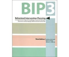 BIP-3: Behavioral Intervention Planning Third Edition