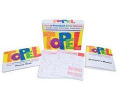 TOPEL: Test of Preschool Early Literacy
