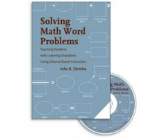 Solving Math Word Problems: Teaching Students