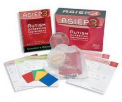 ASIEP-3: Autism Screening Instrument for Educational Planning