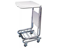 Drive Medical Hamper Stand w/ Poly Coated Steel