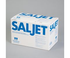 Saljet Single-Dose Sterile Saline Topical Solution, Case of 6 boxes/40 containers per box