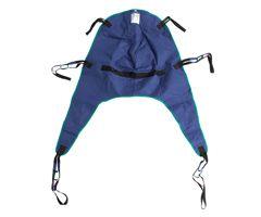 Drive Medical Divided Leg Patient Lift Sling w/ Headrest-Large