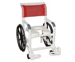 "Self-propelled Aquatic/Rehab transport chair 18"" internal width"