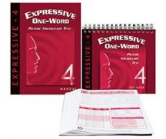 EOWPVT-4: Expressive One-Word Picture Vocabulary Test Fourth Edition