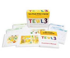 TEWL-3: Test of Early Written Language Third Edition, Complete Kit