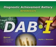 DAB-I Diagnostic Achievement Battery Intermediate: Complete Kit
