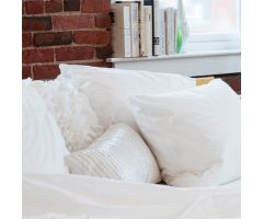 Beantown Bedding Laundry-Free Linens