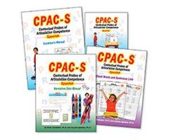 Contextual Probes of Articulation Competence   Spanish (CPAC-S) Test with Normative Data Manual