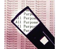 3x Illuminated Pocket Magnifier