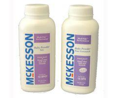 McKesson 16-BP14 Medi-Pak Performance Baby Powder-12/Case