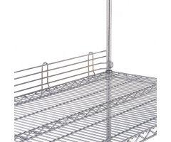 Shelf Ledges For Easy Adjustable Wire Shelving