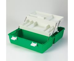 Medical Supply Box - Blue