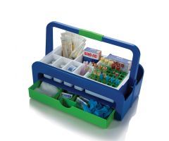Phlebotomy Tray with Two inserts