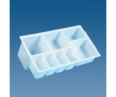 Phlebotomy Tray Inserts for Phlebotomy Tray with Two Inserts