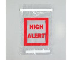 High Alert Tamper-Indicating Bags, 6 x 8