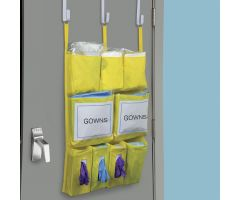 "Personal Protection Door Caddy - 25""W x 33""H"