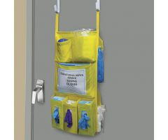 Personal Protection Door Caddy - 18-1/2InW x 33InH