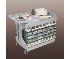 Bin/Cassette Supply Cart