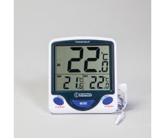 Jumbo Display Memory Monitoring Air Temperature Thermometer
